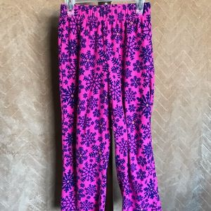 Girls 7/8 pajama pants